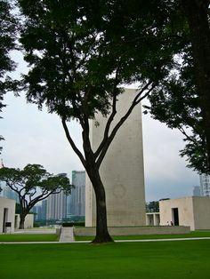 US War Memorial, Philippines Intramuros, Manila, Philippines, Golf Courses, War, Memories, Mansions, House Styles, Memoirs