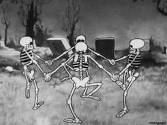 GIF........1929........THE SKELETON DANCE......BY DISNEY........SOURCE CARITTE2.BLOGSPOT.FR.................