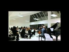 A composition by Liz Piani performed by Itzhak Solsky and the Camerata 21 of Jalapa. Concert, Youtube, Art, Recital, Festivals, Youtubers, Youtube Movies