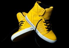 Yellow Sneaks