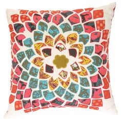 I pinned this La Boheme Pillow from the Collection Kolore event at Joss and Main!