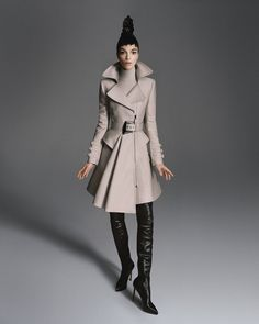 d54552bad36af Andrew GN 212 272 2661 Haute Couture, Mode, Bergdorf Goodman, Manteaux Pour  Femmes