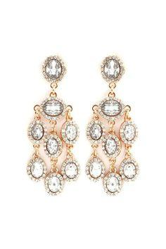 Beautiful earrings. \