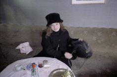 1999 01 15, Boulogne-Billancourt, France, Hélène Busnel