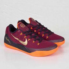 new arrivals 586e4 1ff04 NIKE KOBE IX TRAINERS UK 10 EU 45 Basketball Season, Best Basketball Shoes,  Nike