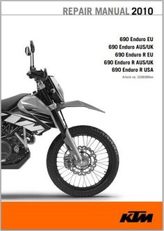 2009 Ktm 400 450 530 Xc W Exc Six Days Service Manual Pdf border=