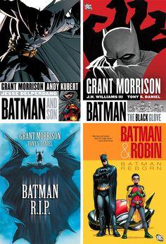 Must Reads! Batman Book, Grant Morrison, Black Gloves, Positive Messages, Dark Knight, Bigbang, Dc Comics, Pop Art