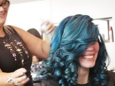 15 Things That Happen When You Have Weird-Colored Hair / Although I've experimented with color a lot, I've never done a weird color, not even with temporary dye. At almost 30, I probably won't know. But this was an awesome read. I lived vicariously for a minute and a half.
