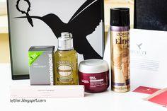 Le blog de Letilor: Deauty - N°5 - Janvier 2013 , la déception. #beautybox #belgium #beauty #deauty #loreal #loccitane