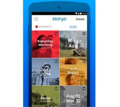 Storyo users from 170 countries around the world have created more than a half million stories and counting. Xammy Award Winning Mobile App by Xamarin (a Microsoft company).  https://play.google.com/store/apps/details?id=com.StoryMatik.Storyo&hl=en  #storyo #automatic_slideshow