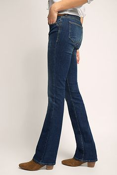 Esprit / Jean stretch de coupe bootcut