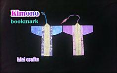 Diy: Kimono bookmark
