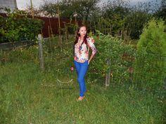 @OasapOfficial  flower shirt <3 Flower Shirt, My Outfit, Flower Power, Ootd, Floral, Flowers, Shirts, Outfits, Style