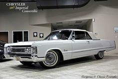 1967 Imperial Crown Convertible