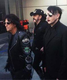 Cooper,Kilmister and Manson