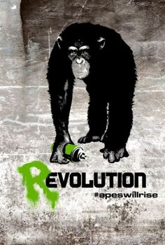 graphic for The Rise of the Planet of the Apes ('09)