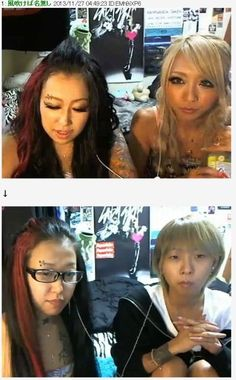 They still look like cool girls without makeup :/ Funny Vid, Haha Funny, Black Jokes, Girls Without, Funny Bunnies, Without Makeup, Crazy People, Art Girl, Cool Girl