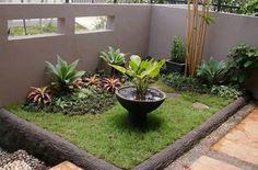 Exterior Ideas Modern Green Life 53 Ideas For 2019 Small Backyard Design, Home Garden Design, Home Design, Home And Garden, Design Ideas, Best Exterior Paint, Exterior Paint Colors For House, Exterior Design, Small Space Gardening