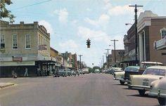 Washington Street Scene