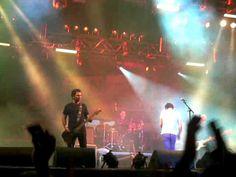Club de fans de John Boy - Love of Lesbian (Festival do Norte - Vilagarcía de Arousa 2009)