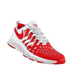 Nike Free Trainer 5.0 (White/University Red)