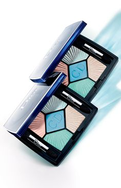 Dior MakeUp. Summer Look Croisette. 5 Couleurs Croisette Edition. Discover more on www.dior-backstage-makeup.com