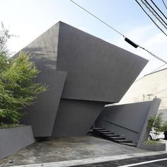 Bold geometry makes quite the impression/ Read more on #Architizer by architizer