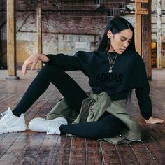@alealimay models the latest @adidasoriginals Tubular offerings. Head over to @hypebae_ for a more exclusive look. by hypebeast