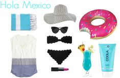 Packing for Mexican All-Inclusive Resort: Playa Del Carmen, Riviera Maya. #packinglist