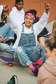 Skate Girls  Mariah Duran - Urban Outfitters - Blog Street Skater 40c64ab5b0a