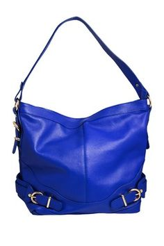 Mia Capella Lucia Hobo Bag Love!