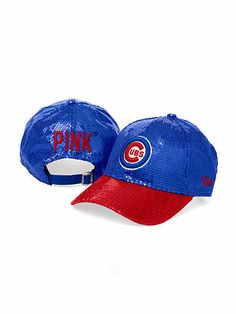 Chicago Cubs Bling Cap perfect for those sunny days out a Wrigley field.