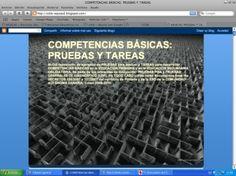 Blogs sobre competencias básicas