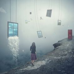 Alternate Realities by Michael Vincent Manalo, via Behance
