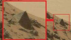 """Marte: el encubrimiento masivo de """"civilizaciones alienígenas"""""""