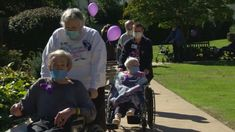 The Alzheimer's Mini-Walk took place at the Mary Wade Home Thursday afternoon. Alzheimer's Association, Thursday Afternoon, News 8, Raise Funds, Hold On, The Outsiders, Walking, Mary, Style