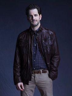 Aaron Abrams as Brian Zeller #Hannibal