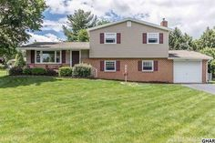 Immaculate home in South Middleton Township features modern color palette, sleek laminate flooring, bright living room. Cozy family room with fireplace. Bright kitchen features stainless steel appliance package, tile backsplash, and loads of counter space. Patio overlooks mature landscaping and large, level backyard. http://www.rsrrealtors.com/news/1270/polished-and-perfect-in-south-middleton-township #newlisting #realestate