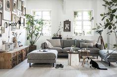 Cozy living room Follow Gravity Home: Blog - Instagram - Pinterest - Facebook - Shop