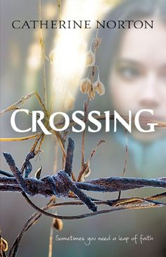 Crossing / Catherine Norton Publisher link: http://shop.scholastic.com.au/Product/8294411/Crossing/?BackToSearch=f1a3e009-24f8-4721-ac45-861ae9f4d156&PageNo=0&ItemsPerPage=12&SortBy=1&SearchString=crossing&FilterBy=&menuId=&parentId=&breadcrumb=__Keyword:%20crossing
