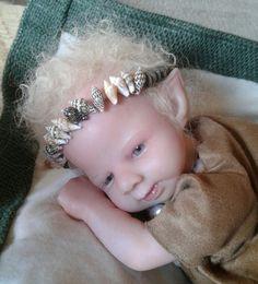 Seaside Elf Prince Reborn Doll ThornBorn Nursery