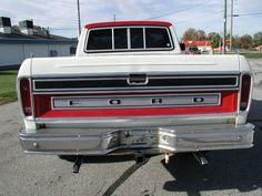 1978 F-150 Ranger Lariet,4x4,400-V-8(6.6-Liter)C-6 Automatic,Rear Axle:3.50 3750lb,VIN:F14SLBA0913. photo 78F150SWB_Lariat_Red_White20013.jpg