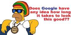 Google stop bashing my ego
