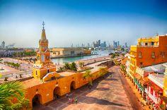 Cartagena de Indias, Colombia.
