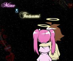 Mine y Tatsumi (akame ga kill) by ushiokazaki.deviantart.com on @DeviantArt