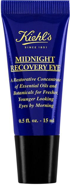 a9880b0df9857 Kiehl s  Midnight Recovery Eye Concentrate - this eye cream will change  your life! After