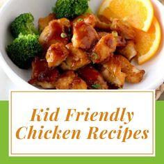 Kid Friendly Chicken Recipes Barbecue Chicken, Roast Chicken, Fried Chicken, Kid Friendly Chicken Recipes, Different Chicken Recipes, Yummy Food, Ethnic Recipes, Sweet, Kids