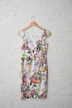 Aoifie Fitted Dress – Frances Jaye