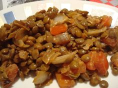 Lentils With Onions And Tomatoes Recipe - Food.com