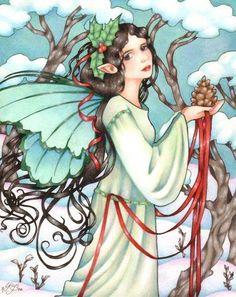 Winter Offering ~ by Carmen Medlin
